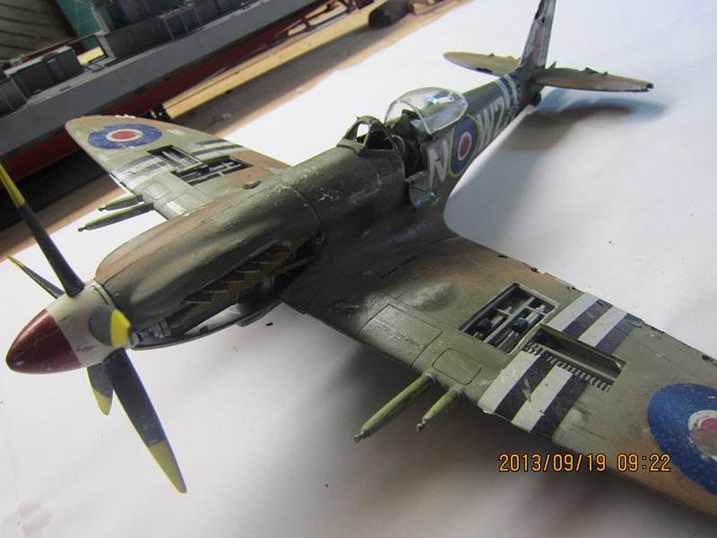 Spitfire au 32 de chez Matchebox 199347IMG1268Copier
