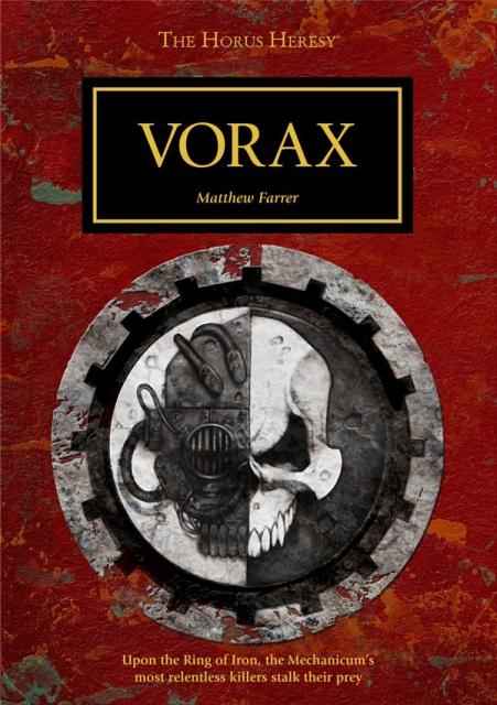 Black Library Advent Calendar 2014 199759Vorax