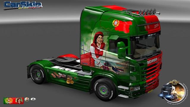 Amazing Euro Truck Shop Simulation - Portail 200405portug14