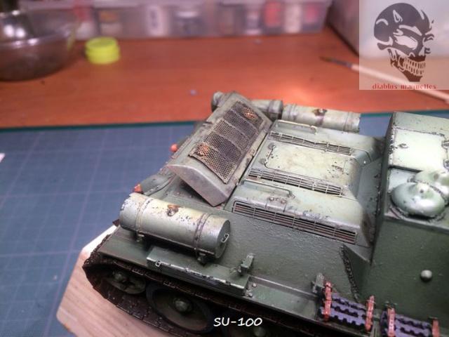 SU-100 marque Dragon 1/35 - Page 2 200496IMG3896