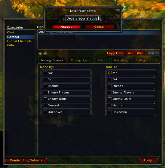 [Le Guide partie 7] Raccourcis / Interface / Macros / Addons 200574Journalcombat1