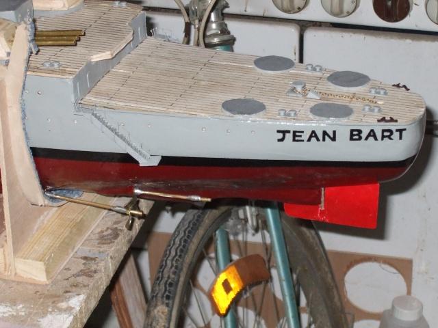 Cuirassé Jean Bart 1955 1/145   - Page 6 200775DSCF1934