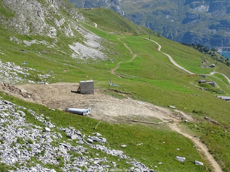 [EK] 2016 : Construction du Télésiège des Almes - Tignes 201537DSC03598new