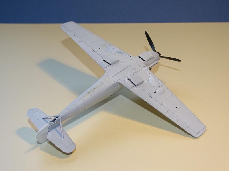 Bf 109 E3 WNr 1304 du JG 76 capturé le 22/11/1939 [Tamiya 1/72]  (Terminé) 202379DSC03103