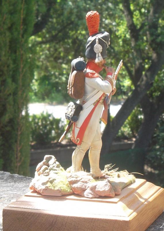 figurine 120mm verlinden 203713SAM1831