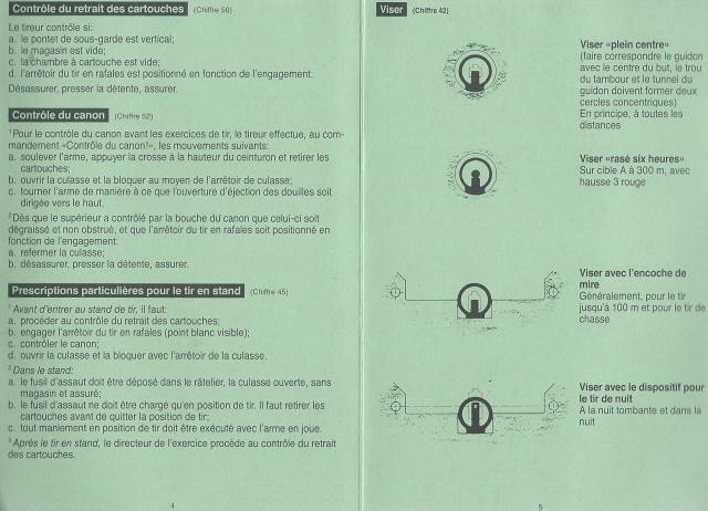 Notice sur le F.ass 90  Suisse 204157Fas902