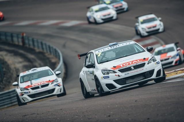 La Peugeot 308 Racing Cup Se Joue Des Conditions ! 2047655959679d00820