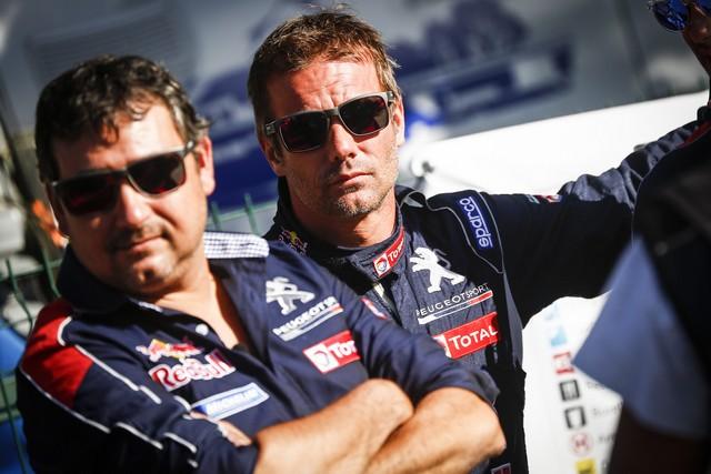 Rallycross - Beau podium de Sébastien Loeb et la PEUGEOT 208 WRX à domicile 20657457cb090c3f185