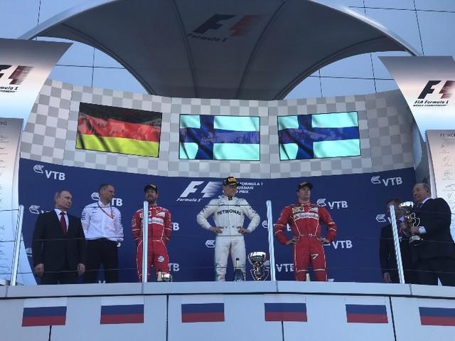 F1 GP de Russie 2017 : Première Victoire Pour Valtteri Bottas 2085392017gpdeRussiepodium