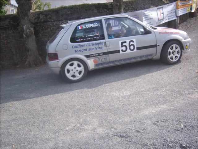 32è Rallye Tessy sur Vire Gouvets 2013 (vérifications techniques)  208557Aug3137