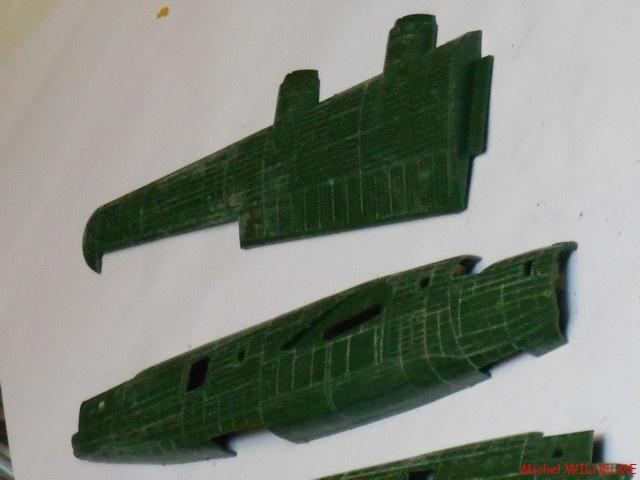 B24.D LIBERATOR kit 1/72 Revell 209152DSCN8459Copier