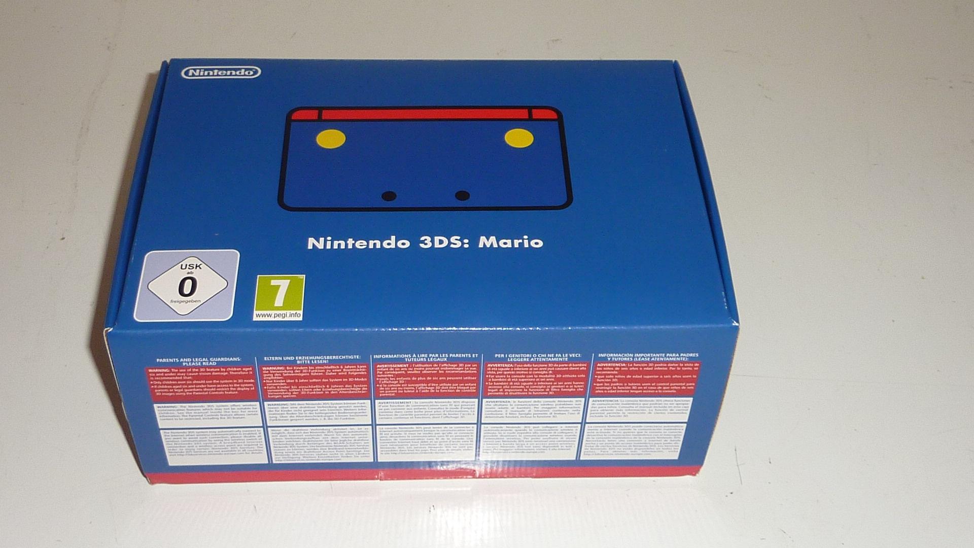 [EXCLU TOTAL] 3 nouvelles 3DS édition Mario, Peach et Toad !!! - Page 4 210081P1030714