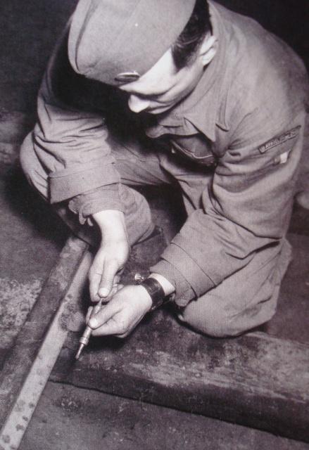 Le Bataillon de Choc 1943/1963. Photos. 210425Staouli431
