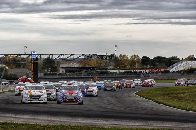 Rencontres Peugeot Sport - Quatre Titres Distribués A Nogaro ! 21089958275de5c54a9