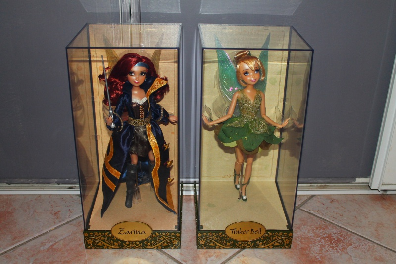 Disney Fairies Designer Collection (depuis 2014) - Page 20 211682IMG0457