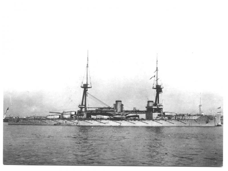 ROYAL NAVY CUIRASSES CLASSE COLOSSUS 214317HMSNeptune