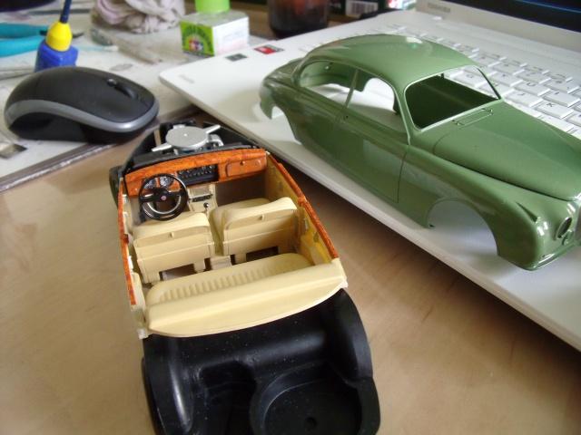 Jaguar MKII Saloon de Léopold Saroyan dans le Corniaud 214321DSCF69411