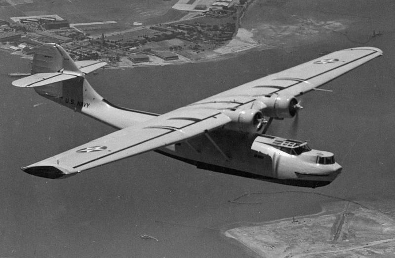 CONSOLIDATED PBY CATALINA  214348XPBY1