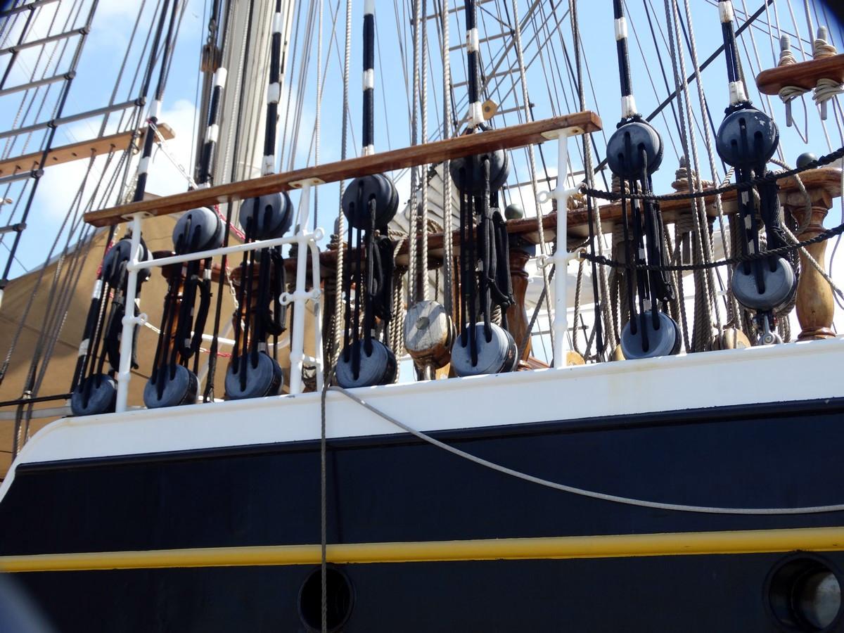 [ Marine à voile ] STAD AMSTERDAM 2144532111