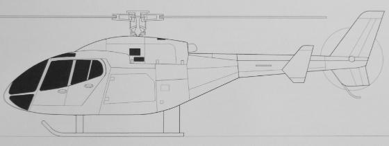 Fuselage innovator 214466DESSINPR