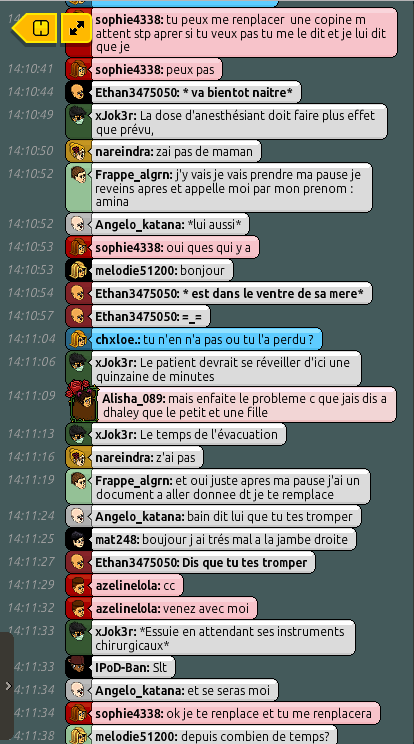 [xJok3r] Rapport d'action RP | Chirurgien - Page 2 215821histoju9