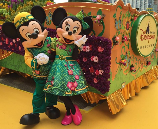Hong Kong Disneyland Resort en général - le coin des petites infos - Page 2 215967hkdlparade