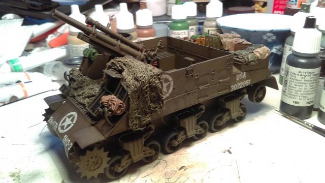 M7 PRIEST Italeri et M8 Howitzer Tamiya 1/35 - Page 9 216541M7PRIEST16