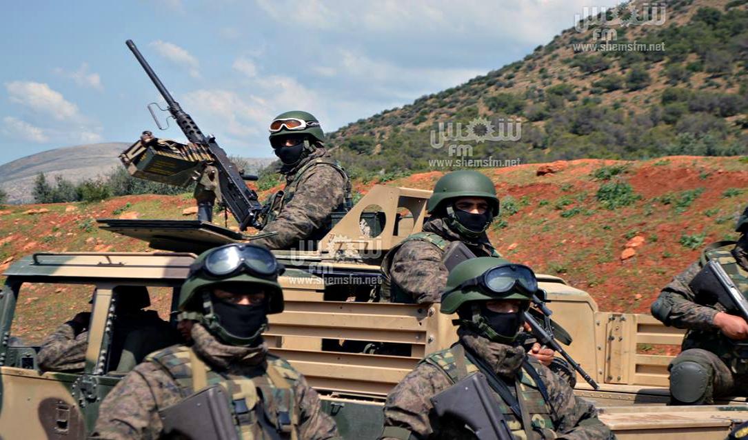Armée Tunisienne / Tunisian Armed Forces / القوات المسلحة التونسية - Page 10 2167315