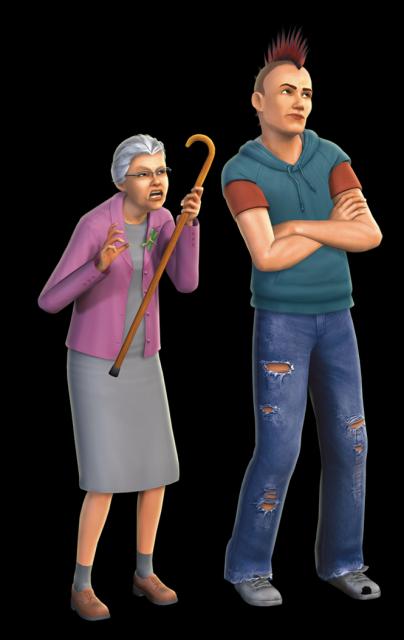 Les Sims™ 3 : Générations - Page 2 217425grannypunk