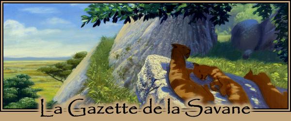 [N°9] La Gazette de la Savane (Septembre 2014) 218528BANN