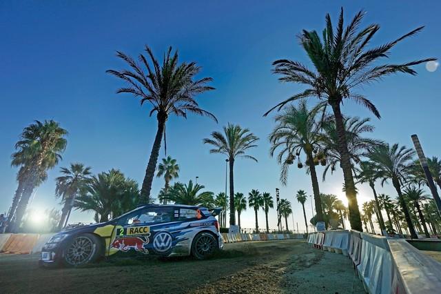 Rallye d'Espagne Jour 2 : Ogier/Ingrassia prennent la tête de la course  219434hd022016wrc11dr30901