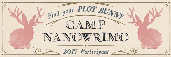 [NaNoWriMo] Camp NaNoWriMo d'avril 2017 219619Camp2017ParticipantTwitterHeader