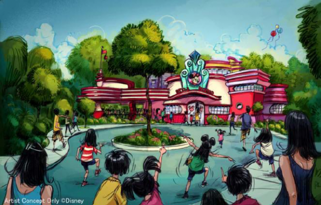[Tokyo Disneyland] Nouvelles attractions à Toontown, Fantasyland et Tomorrowland (15 avril 2020)  - Page 2 219885w463