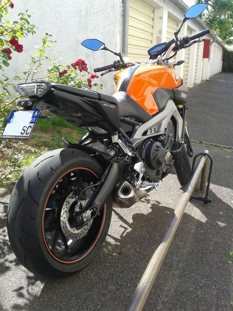 Photos de toutes les Yamaha MT-09 du forum ! :) 220264YBicbic