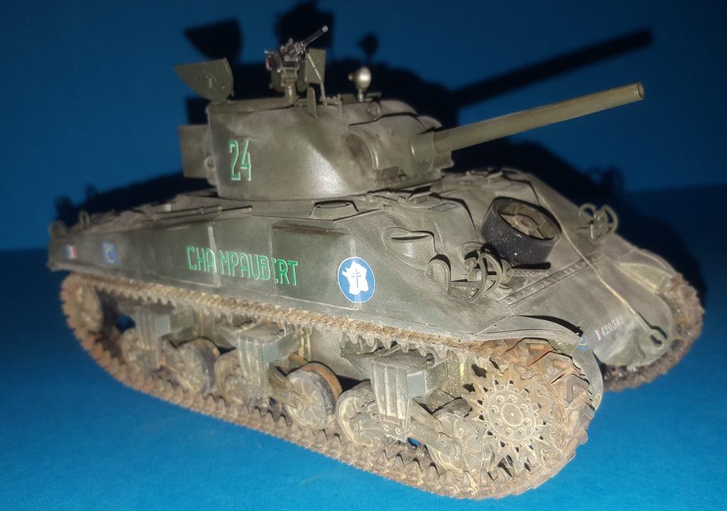 Sherman 1/35ème  Asuka models 22079720170317172158