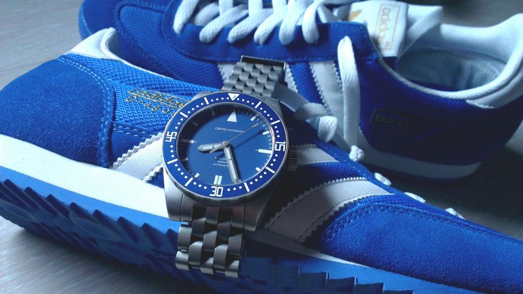 Aimez vous les bleues???!!!  - Page 2 220910IMAG40191
