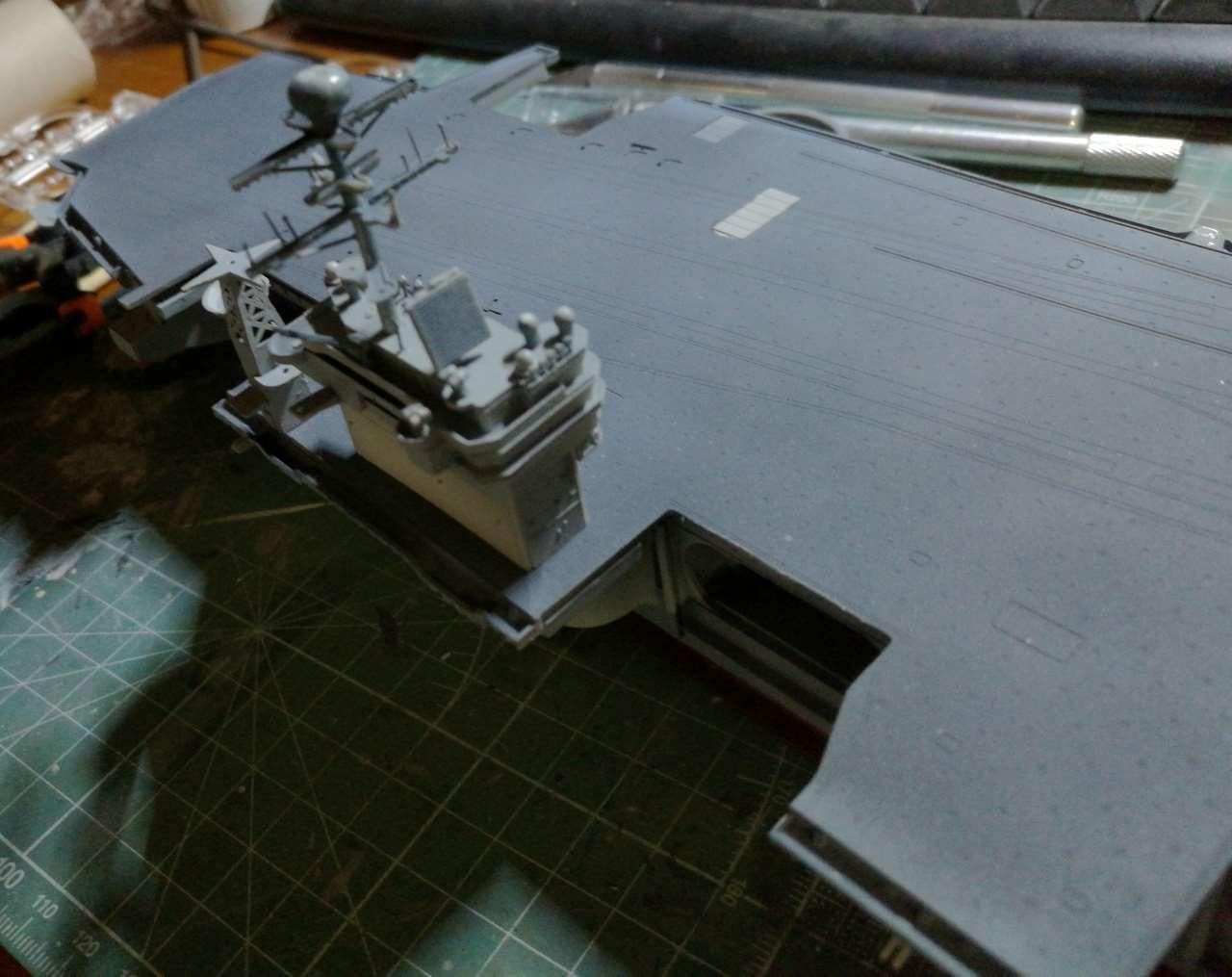 USS Theodore ROOSEVELT CVN-71 [Trumpeter 1/700] - Page 4 221205cvn7157