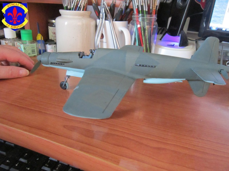 Dornier 335 A PFEIL de Tamiya au 1/48 par Pascal 94 - Page 3 223084IMG40441