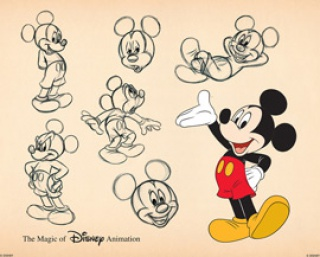 [Disney's Hollywood Studios] Ink & Paint Collection (depuis 1989) 22308890F1