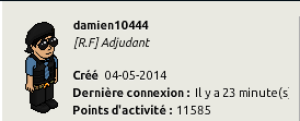 [P.N] Rapports d'activités de damien10444 - Page 3 224136Connexion