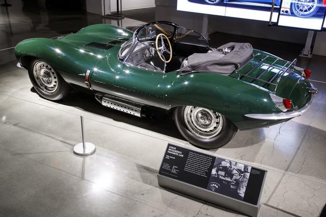 La « Nouvelle Jaguar XKSS D'origine » Dévoilée À Los Angeles  224707xksspetersenmuseum009