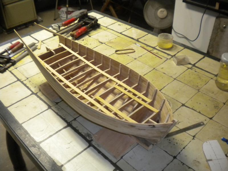 barque chalutiére au 1/20è d'après plans 225722DSCN2155