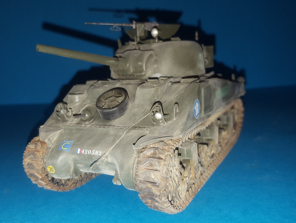 Sherman 1/35ème  Asuka models 22575220170317172323