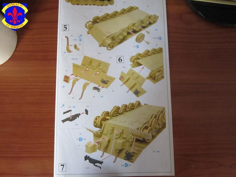 SD.KFZ.182 King Tiger a tourelle Henschel 226566IMG0522L