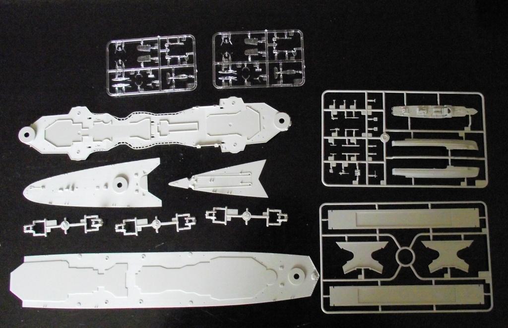 Prinz Eugen Trumpetter 1x350 avec PE Eduard 227602PrinzEugen1x3507
