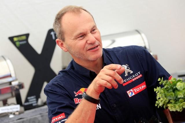 Rallycross - 8ème podium pour la PEUGEOT 208 WRX en WorldRX / Kevin Hansen Champion d'Europe ! 228158wrx201609160056