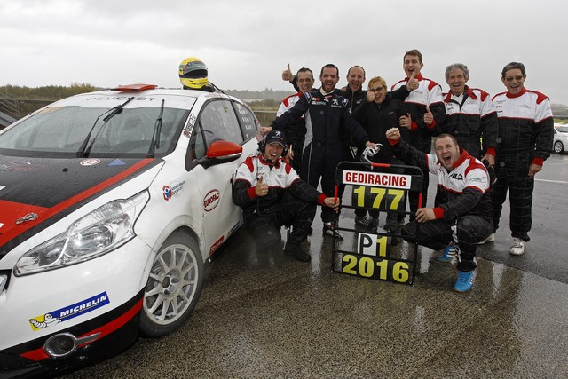 Rencontres Peugeot Sport - Quatre Titres Distribués A Nogaro ! 228377582884a50f155
