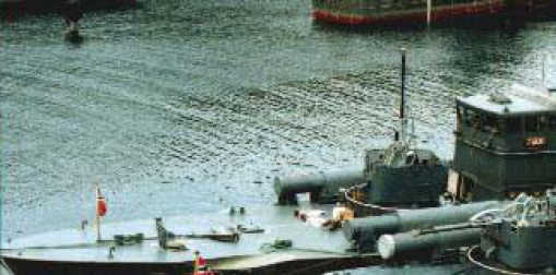construction du KVIKK, navire patrouilleur lance torpille de la classe SNOGG 229149gen1