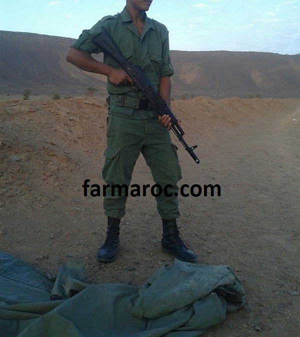 Armes d'Infanterie chez les FAR / Moroccan Small Arms Inventory - Page 7 229787105175077759012425048061893123053673622825n