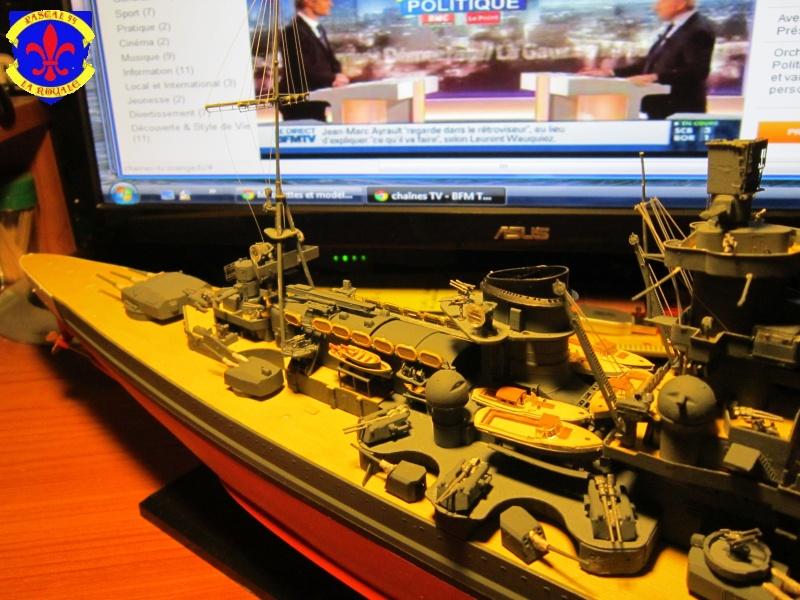 Croiseur de bataille Scharnhorst  au 1/350 de dragon - Page 7 230290IMG1393L